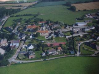 village of Neuville Ferrieres