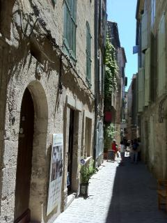 Medieval Pézenas - wandering through the old town