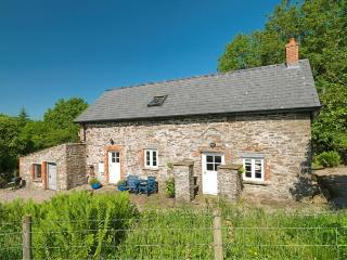 Cottage in the woods Cefn Y Waun, Velindre