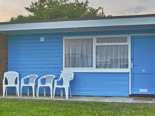 Hemsby Holiday Chalet - Available for long let only during 2020