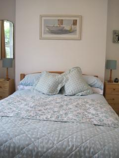 Relax in our tranquil master bedroom