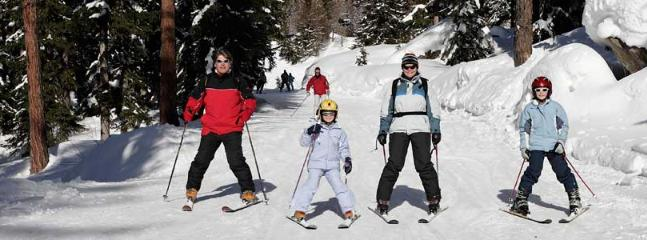 Sainte Foy is great for kids