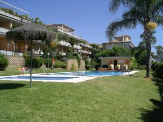 Marbella luxury apartment