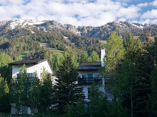 A distinctive unit with a location that can't be beat, Teton Village