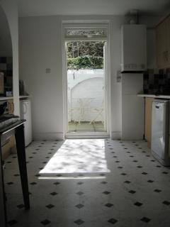 Access to your own private sun trap!
