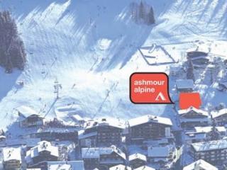 Location of Apartment