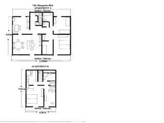 Apartment A layout