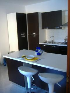 Fully equipped kitchen for 6 people