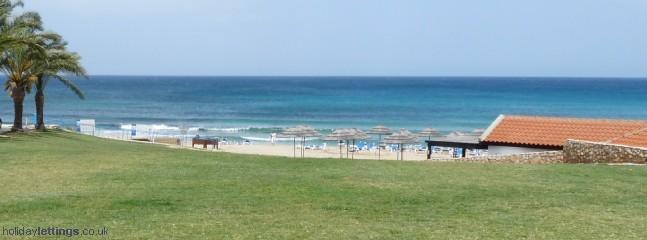 Fabulous scenery - fabulous beaches