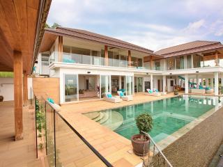 Samui Island Villas - Villa 160 Fantastic Sea View, Koh Samui