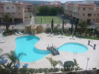 One bed penthouse apartment with large sun terrace, Pyla