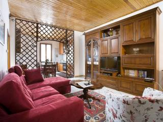 Living room - Florence apartment - centre