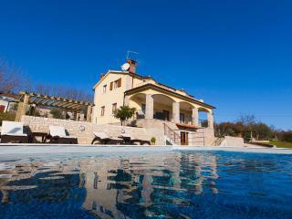 Villa with amazing view, Labin