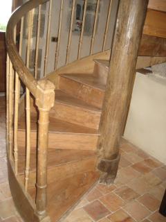 Escalier historique