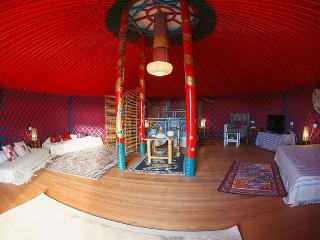 The Yurt at Casa el Morro