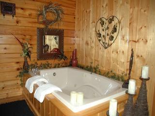 CHEROKEE NIGHTS #132- Relaxing Jacuzzi Tub