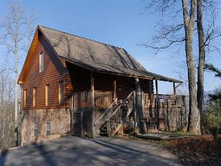 Gatlinburg Cabin in the mountains MOOSE MOUNTAIN LODGE 539