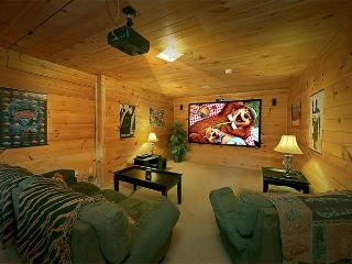 Red Riding Hood Theater Room