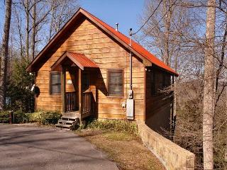 1 Bedroom Cabin Between Gatlinburg and Pigeon Forge with Mountain Views