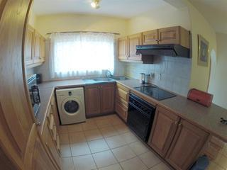 Modern kitchen with top quality appliances