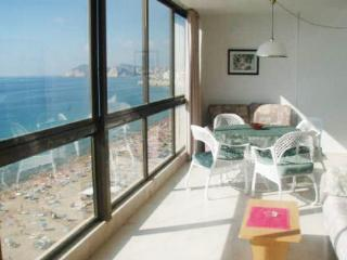 Great Views - 1 bedroom apt, Benidorm