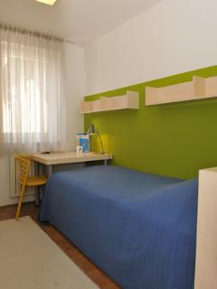 Apartment EVA - single bed bedroom