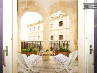 Casa del Pesce:beautiful sea view apt.in Ortigia, Siracusa