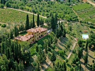 Apartment Tuscany Chianti near Florence and Siena