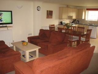 Open plan Lounge/dining/kitchen area - PHOTO TO BE UPDATED SHORTLY.