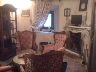 One of the two sittingrooms