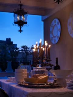 DINING TERRACE ROOM WITH VIEW