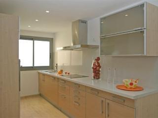 Kitchen modern and stylish in design with granite worktop