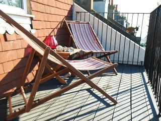 Balcony Apartment, Hove