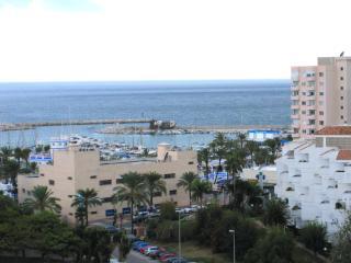 Vista Africa Estepona puerto/marina