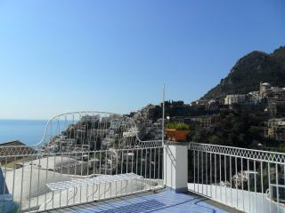 Jasmine, Amazing Views, Pool&Private Beach Access, Positano
