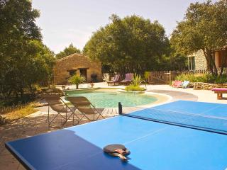 SELF CATERING COTTAGE / LE MAZET DE VALLONGUE, Asperes
