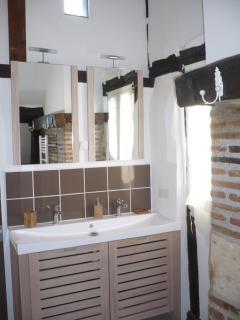 Bathroom-salle de bain