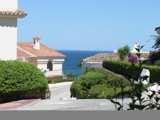 Sea View from the terrace off the master bedroom