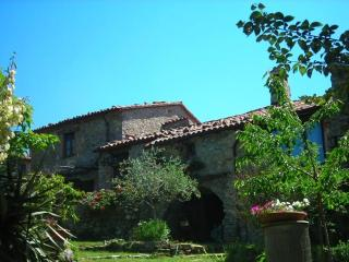 Holiday farmhouse with pool, Montegabbione