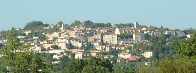Historic Fayence Village