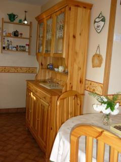 meuble cuisine-et vaisselle