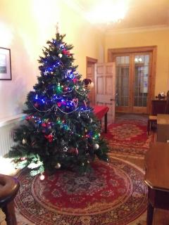 Christmas at Pentre Bach