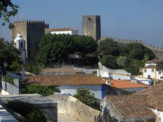 Obidos house very close to the ancient castle.  Obidos is a World Heritage Site