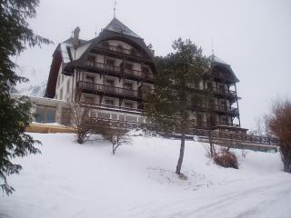 La Soldanelle - front of the building