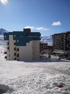 vue de l'appartement 2