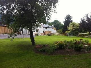 Maes-y-Berllan Barn, Gilwern