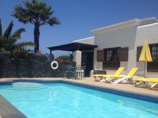 Our villa, Playa Blanca