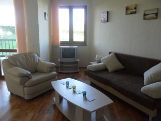 Studio Apartment Lounge Area