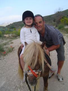 Pony riding for all ages
