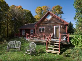 A charming cabin rental four seasons a year